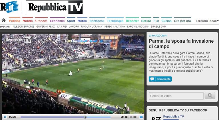 Lancio della nuova Mercedes-Benz Gla- Campo Parma - Sposa - 2014