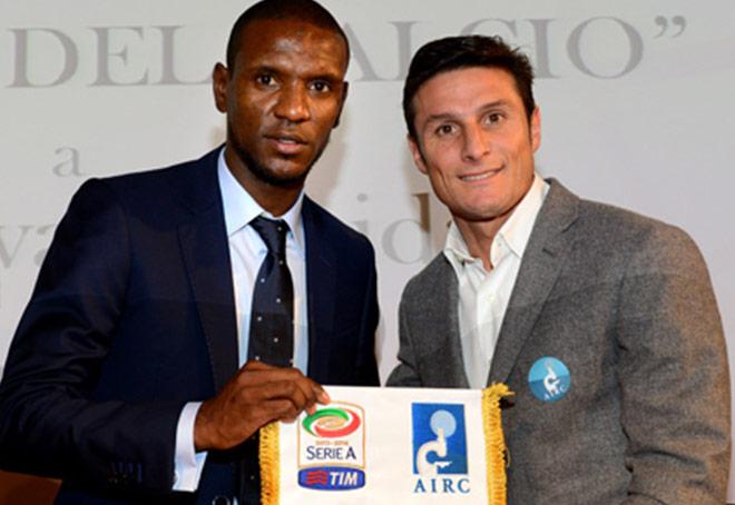 AIRC - Premio Facchetti, il bello del calcio, presentazione Gol 2013