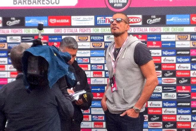 Giro Barbaresco rai - Gigi Mastrangelo