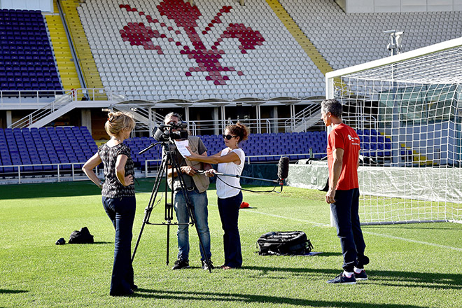 Set Photo Video per la Campagna Save the Children - Every One 2015 - Un calcio alla mortalità infantile