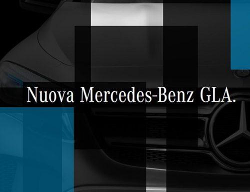 Lancio della Mercedes-Benz Gla