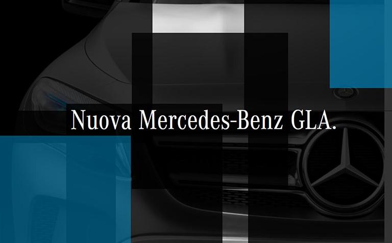 Lancio della nuova Mercedes-Benz Gla - 2014