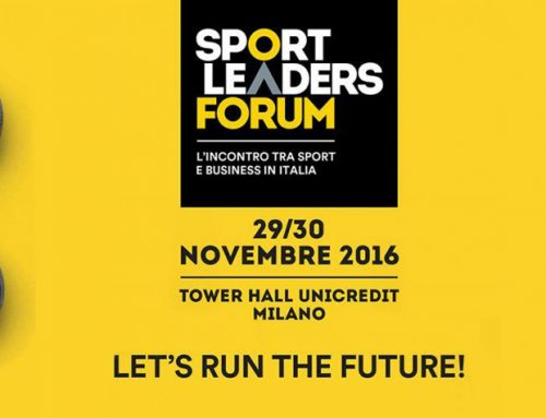 Sport Leaders Forum – novembre 2016