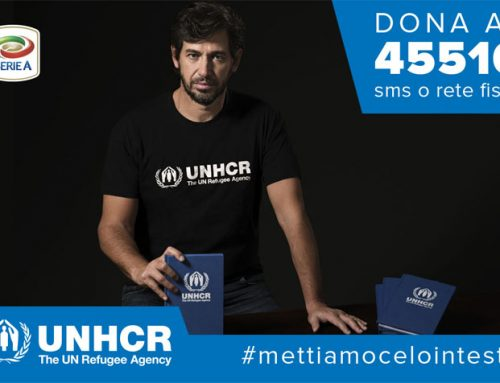 UNHCR – Mettiamocelo in testa 2018