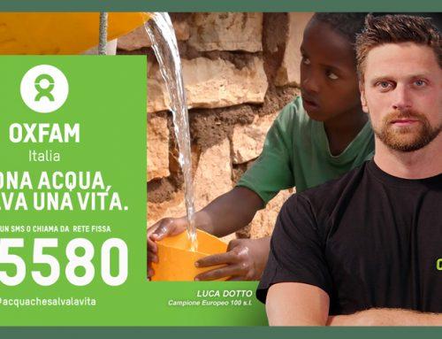 Oxfam – Acqua che salva la vita 2019