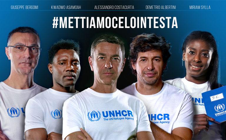 UNHCR – Mettiamocelo in testa 2020