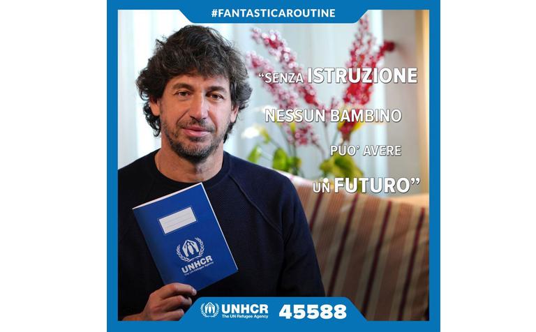 UNHCR – Fantastica Routine 2021